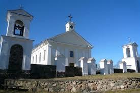 Aleksandravėlės bažnyčia