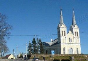 Obelių bažnyčia