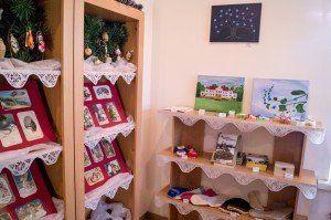 Rokiškio krašto muziejuje veikiantis kalėdinis paštas.