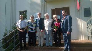 Obelių krašto garbės piliečių klubo pusryčiai